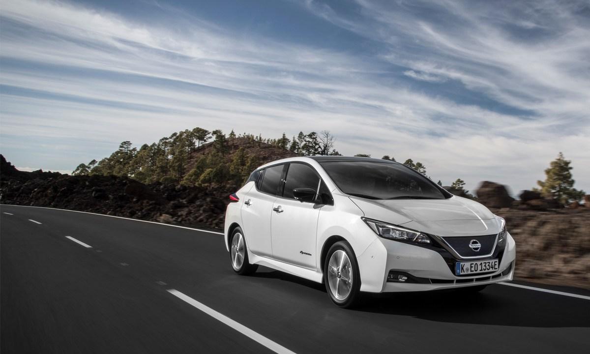 Prøvekjørt: Nye Nissan LEAF vil neppe skuffe